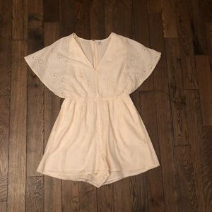 Sunday best size small romper